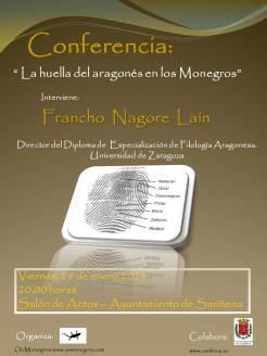 conferencia os monegros