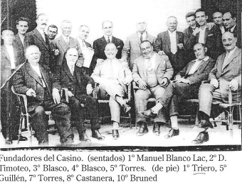Fundadores Casino Sariñena