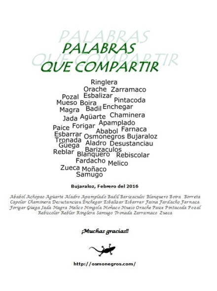 Bujaraloz final