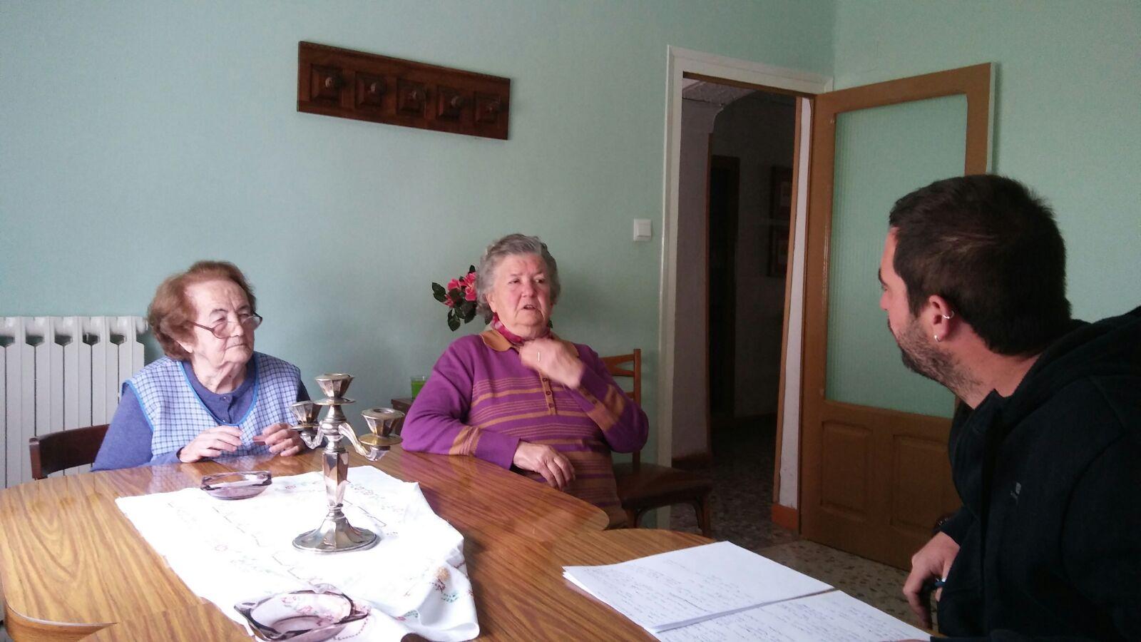 Entrevista Pilar y Luisa