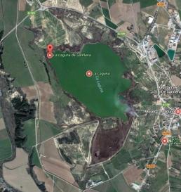 Laguna sariñena