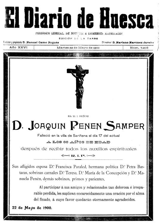 Joaquín Penén RIP