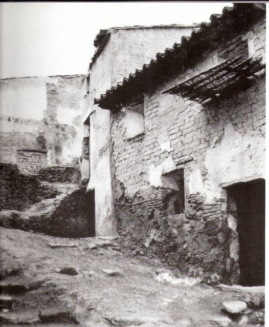 Refugio Sariñena Castillo Alto