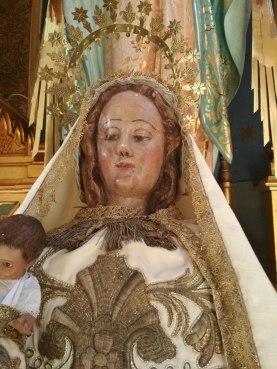 Virgen de las Fuentes de sariñena
