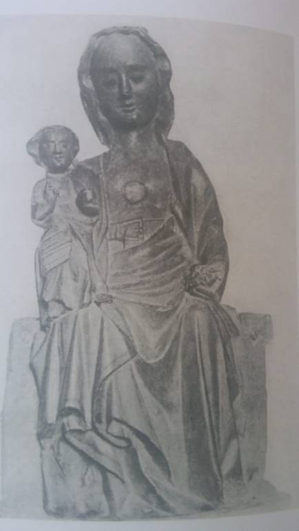 Virgen Fuentes Sariñena