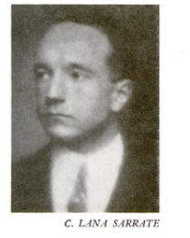 Casimiro Lana The Rotarian 1930