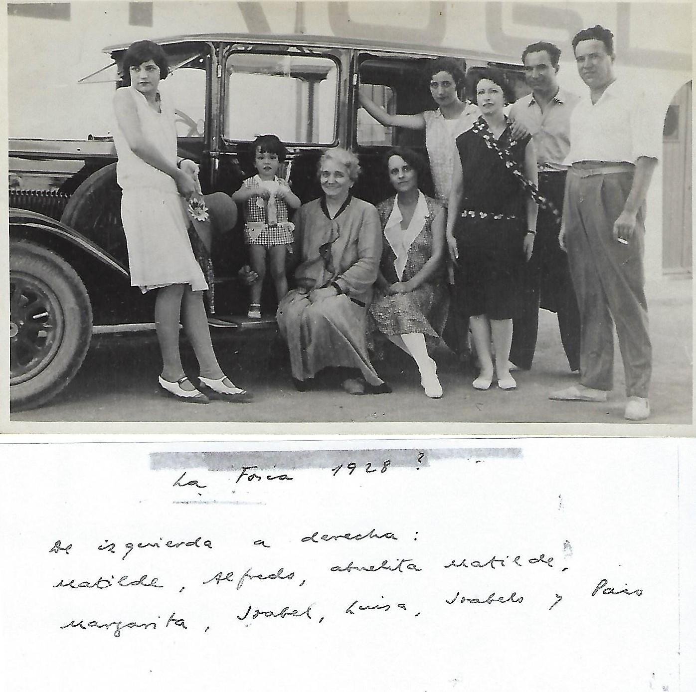 CLS familia 1928