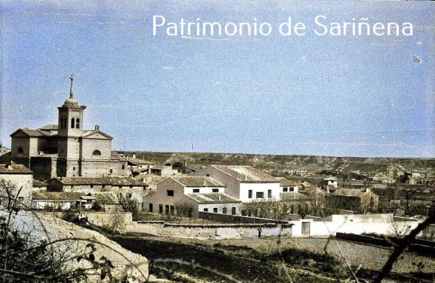 Escuelas Patrimonio Sariñena