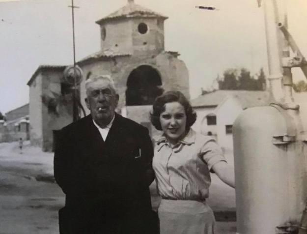 Miguel y Marisa