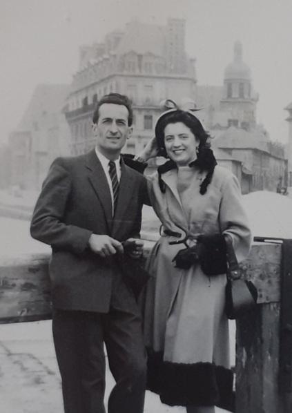 Paco Carmen Dinard 1951