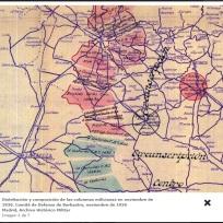 mapa milicias
